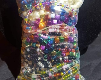 Mystery Bead Strand Grab Bag #1