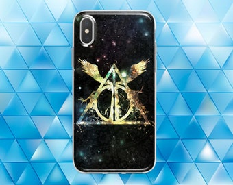 Harry Potter case iPhone X Clear Potter case Galaxy S9 Plus case Harry Potter Gift Case iPhone 7 case Always Samsung S8 Silicone case iPod 6