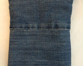 Ruby Lou's Recreations Denim Seam Tablet Cover