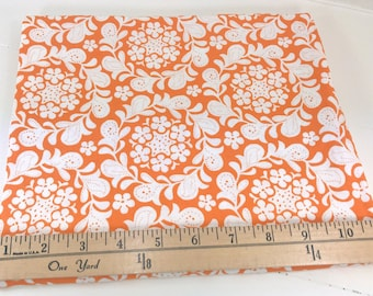 Orange Henna Garden, Farmers Market, Sandi Henderson, 28 Inches, **PRE-WASHED**
