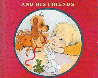 Waggy and His Friends by Patricia Scarry 1970