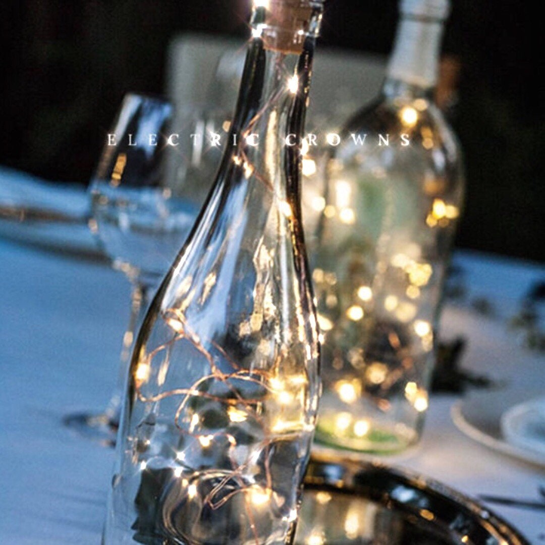 zoom Wine bottle Lights Bottle Lights Table