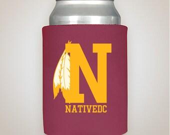 Native Football Beverage Holder