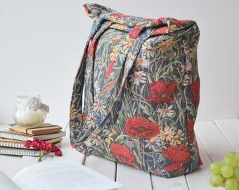Tote bag canvas, Tote bag, Canvas tote bag, canvas Tote bags, farmer market, beach bag, sac cabas, simple bag, shoulder bag, shopping bag