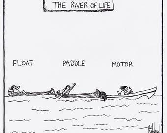 The River of Life CARTOON