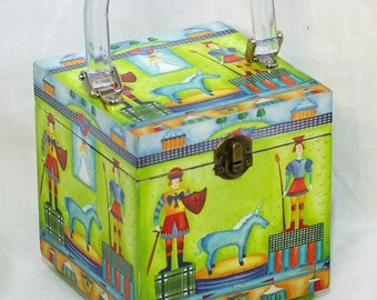 Antique Toybox