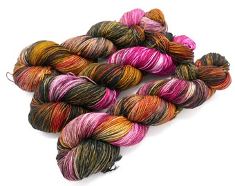 Tuscadero Hand Dyed Yarn - Dyed to Order