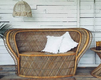 Bohemian Loveseat