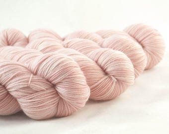 A Lady Without Passport Hand Dyed Aussie Sock Yarn Pink