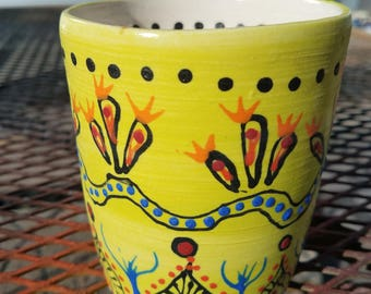 Archetypal Designs green cup