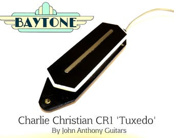Guitar Pickup Charlie Christian CR1 Handwound by John Anthony Guitars J027