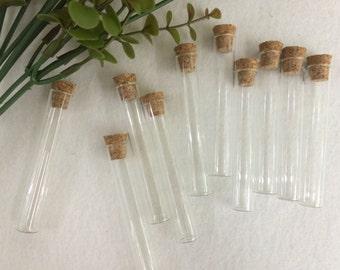 5ml Test Tube Bottle - 12(D)x75(H)mm #TT1275 --FREE SHIPPING