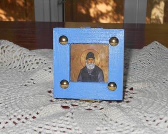 Icon box Elder Paisius