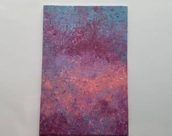 Acrylic contemporary artwork  (luxury)