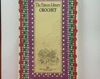 The Pattern Library: Crochet paperback 1981