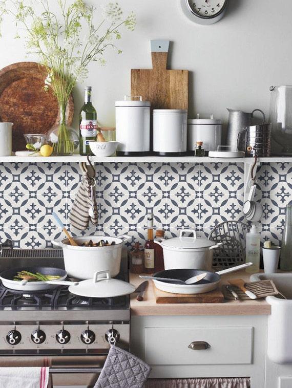 Merveilleux Tile Decals Tiles For Kitchen/Bathroom Back Splash Floor