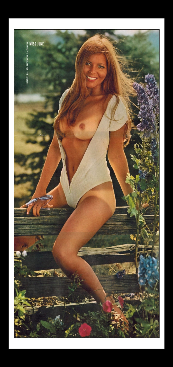 mature playboy june 1971 : playmate centerfold lieko english