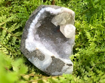 QUARTZ DRUZY GEODE | Energize | Joy | Happiness | Harmony | Group Meditation | Creativity | Healing