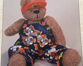 Pattern REDDY Bear