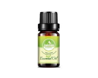 Basil Essential Oil - Jaimin Essence - Pure Basil Oil - Aromatherapy Oil - Therapeutic Grade - Pure Essential Oil
