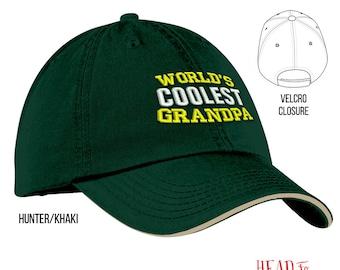 Cool Grandpa, Grandpa Gift, Grandpa Hat, Grandpa To Be, Grandpa Birthday, Birthday Gift For Grandpa, Best Grandpa, Awesome Grandpa