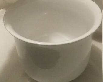 White Bowl Made in Germany