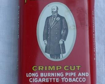 Tin - Tobacco Tin - Prince Albert - Vintage