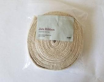 Z1867 Jute Ribbon
