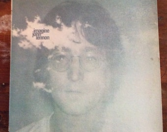 Rare John Lennon- Imagine