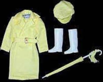 Skipper Rain or Shine Doll fashion pak