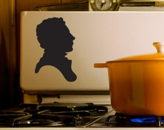 victorian silhouette vinyl art decal package