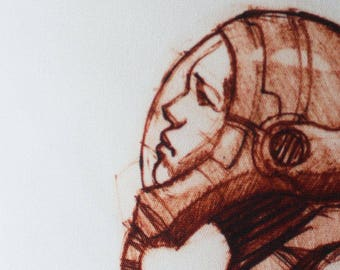 Cushion Cosmonaut - Coussin Geek