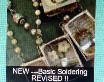 Terri Brush Academy ~*~ NEW Basic Soldering Workshop (( Glass Set ))