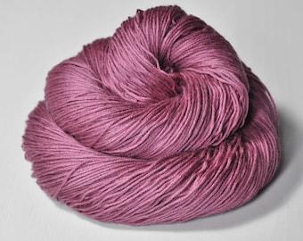 Old puppet - Silk / Cashmere Lace Yarn - Hand Dyed Yarn - handgefärbte Wolle - DyeForYarn