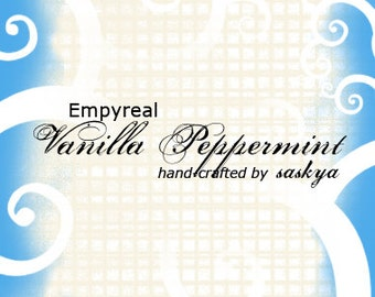 Empyreal Lip Balm - Peppermint Vanilla - 1 pack of 5