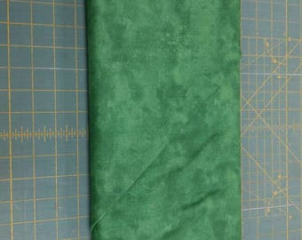 Green Toscana fabric. texture blender quilting cotton quilters Northcott 2393