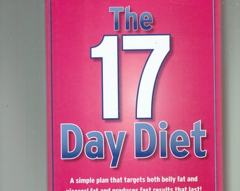 the 17 day diet by dr.mike moreno