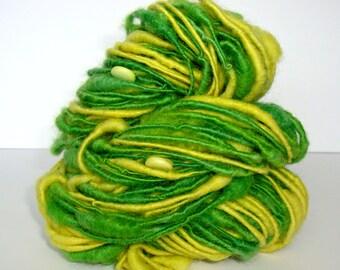Twisted Lemon Lime Yarn