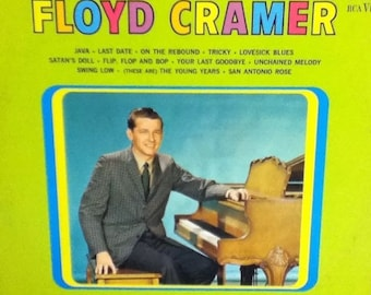 The Best Of Floyd Cramer 12 Inch Vinyl Record