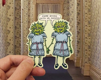 Room 420 / The Shining Sticker