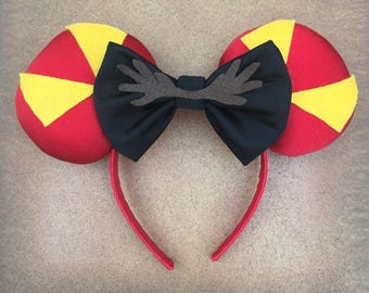 Gaston inspired Minnie Mouse Ears