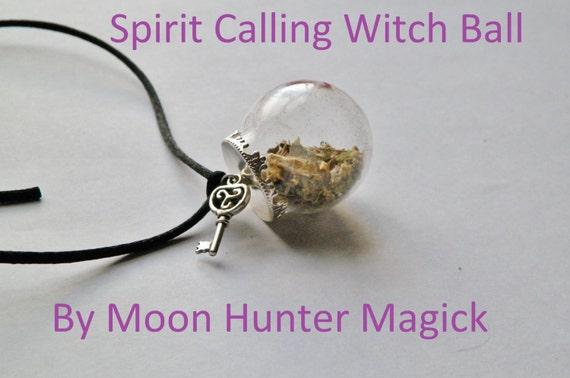 Spirit Realms Spirit Guides Witch Ball Spirit Calling Ouija Divination Necromancy