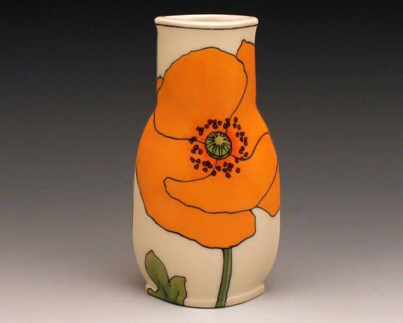 Icelandic Poppy Vase