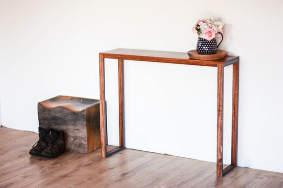 Merveilleux Solid Albizia Hall Table Console Table Simple Scandinavian