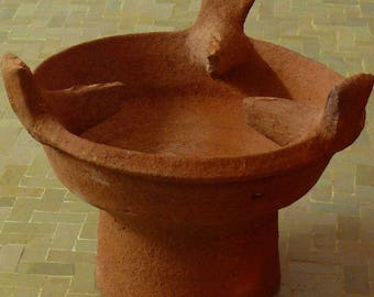 Moroccan Tajine Warmer Charcoal Grill Majmar Ø 35 cm