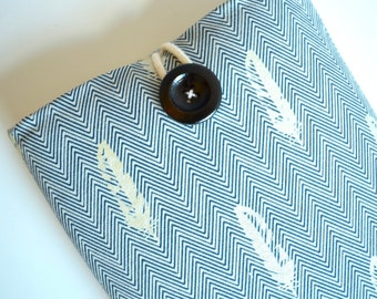 Feathers Kindle Paperwhite Cover, Kindle Paperwhite Case, Kindle Paperwhite Sleeve, Paper White Kindle Cover, Paperwhite Kindle Case