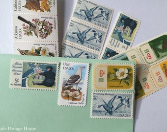 Wetlands | Vintage Stamps | Unused Postage Stamps | For 5 Letters at 51 Cents