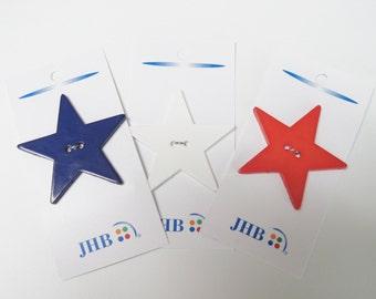 Mega  Star Buttons