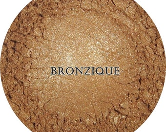 Loose Mineral Eyeshadow-Bronzique
