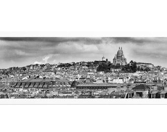 Paris #3, Fine Art print signed and numbered